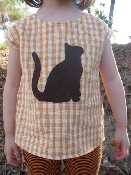 Cat Top 2