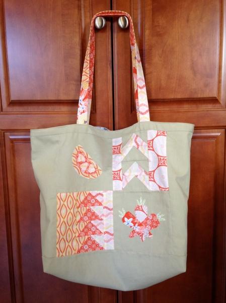 Finished Bag