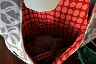 Inside Bag 2
