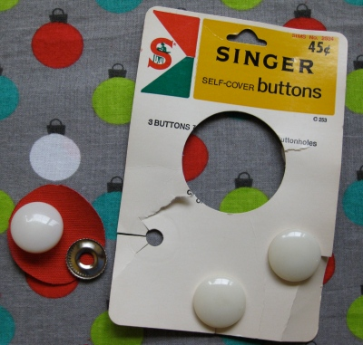 Cover Buttons Kit