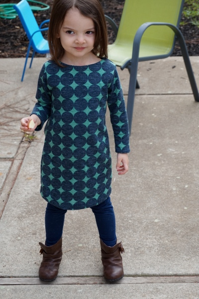 Anywhere Dress 4T