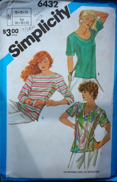 Simplicity 6432