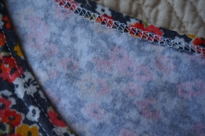 Coverstitched Hems